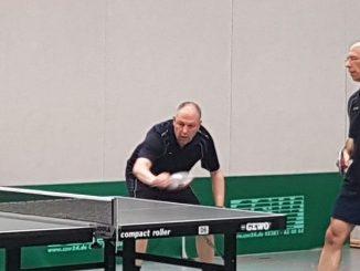Vorgabepokal Viertelfinale: T. Brendel, H. Behrends
